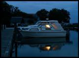 Our boat at Tjärö Blekinge 2003