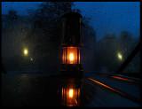 Rainy dag inside my boat - Mariestad Sweden 2004
