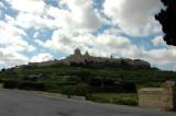 Up Towards Mdina