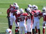 Cardinals at Raiders - 10/22/06