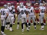 Raiders at 49ers - 08/18/07