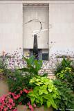 Flowers, sculpture, history