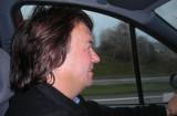 Christer Olsson kör på Hallandsåsen 5.11-06