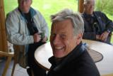 Jörgen Fagefors skådar på Getteröns behandlingshem 17.8-07