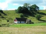 Skånsk gård vid Haväng 1.7-07