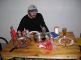 Andy hos Bennys på Öland 8.10-06