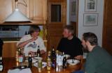 Sofie Ehnbom Aron andersson och Andy hultberg festar till det Falsterbo 8.10-07