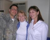Jim, Angela and Joan