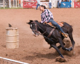 Northern Cheyenne Rodeo near Lame Deer 2007