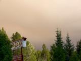 zP1010401 Wildfires smoke in sky near SanSuzEd RV park near West Glacier Montana.jpg