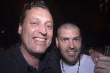 Shane & Dermot @ Glam disco
