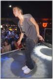Jack Shepherd (David Platt) @ Glam disco, Visage, Huddersfield