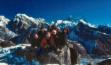 been there, done that ! summit of Gokyo Ri