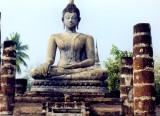 Sukothai Buddha.