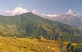 Annapurna scenery