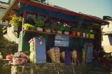 Porters rest stop, Annapurna.