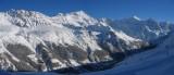 Panorama I: from Sorebois (2440 m)