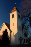 Huningue church
