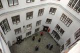 Pasqualati House inner court
