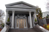 The Dowd Mausoleum