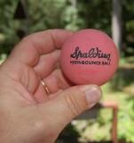 Spalding High-Bounce Ball