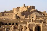 Bam Citadel, and very sad December 26, 2003 earthquake