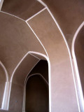Reconstructed arch