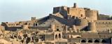 Bam citadel Panorama