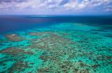 Moore Reef, part of Great Barrier Reef