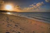 HDR sunset at Punsand Bay Cape York
