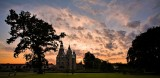Sunset from King's Garden