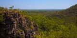 View from Tolmer Falls in Litchfield National Park