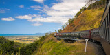 Kuranda Scenic Railway train