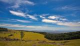 Luke's Farm lookout and cloudscape