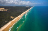75 mile beach from above