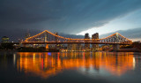 Brisbane & Story Bridge - thunderstorm 2
