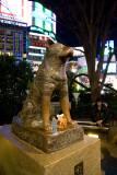 Hachiko memorial