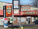 corner store on oliver