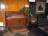 mr. wurlitzer and his organ