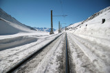 Highway for Oberalp-Express
