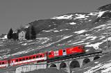 Matterhorn Gotthardbahn -- Glacier Express