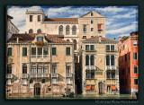 Palazzi at the Canale Grande