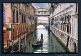 Venice, Ponte dei Sospiri (Bridge of Sighs)