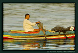 Fisher on River Nile