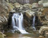Scotts Run Waterfalls