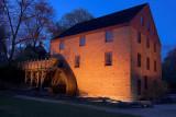 Mill at Dusk