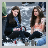 The Union Square Pillow Fight