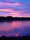Christmas Eve Sunset again - 2006