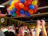 Countdown to the New Year Balloon Drop