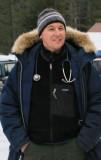 Ty Johnson, Race Veterinarian